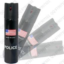 USA POLICE 美国进口防身辣椒水110ml
